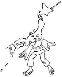 japanese coloring free printable coloring pages