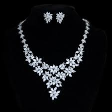bridal jewelry bridal l stunning crystals wedding jewelry sets