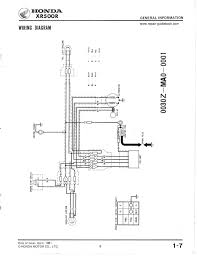 xr500 wiring diagram honda wiring diagrams instruction