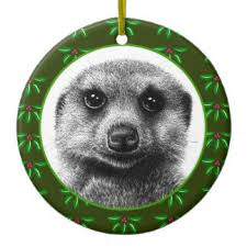 meerkat ornaments keepsake ornaments zazzle