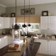 pendant lights for kitchens shop allen roth vallymede 3 7 in w aged bronzemini pendant light