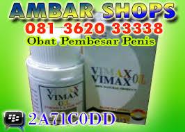 vimax oil pembesar penis dan alat vital pria ambar shops