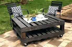 tables made out of pallets patio furniture made from pallets lecoledupain com
