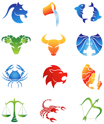 Colors Of The Zodiac by Signs Of The Zodiac Clipart Clipground
