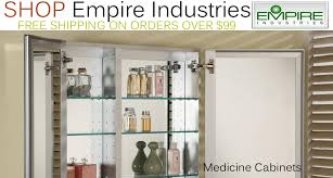 Empire Industries Vanity The Empire Collection Offers A Variety Of Bathroom Vanities