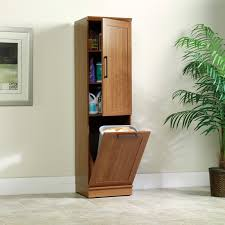 Storage Cabinets Sauder Homeplus Storage Cabinet With Tilt Out Door Hayneedle