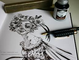 fountain pen artwork pictures to pin on pinterest thepinsta
