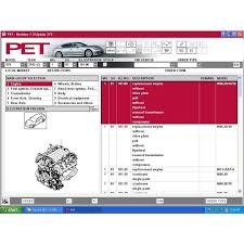 porsche 928 parts catalog porsche pet 7 3 370 spare parts multilanguage professional obdii