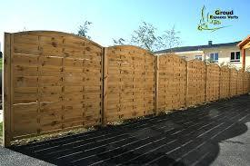 cloture jardin bois cloture bois pour jardin palissade jardin bois exoteck