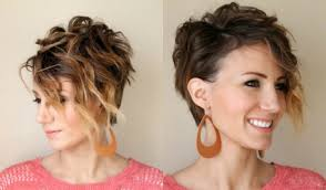 Frisuren Kurze Haar Locken by Frisur Locken Kurz Frisur Ideen 2017 Hairstyles