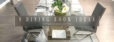 inspiration 9 dining room ideas el dorado furniture