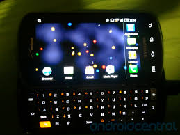 a closer look at verizon u0027s samsung slider with android 2 3 4 and