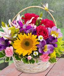 florist wilmington nc wilmington nc flower delivery butterfly basket s florist
