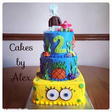 spongebob birthday cakes 25 spongebob birthday cake