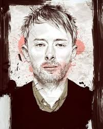 thom yorke pencil on paper 30 x 41 cm my portraits drawings