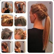 tutorial menata rambut panjang simple tutorial menata rambut panjang simple sederhana