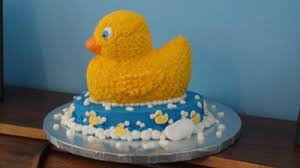 rubber ducky baby shower cake pictures of baby shower cakes
