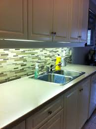 small under cabinet lights top 65 classy countertop and cabinet color combinations full