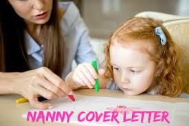 sample nanny cover letter