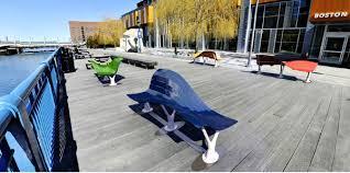 design competition boston seats for boston s waterfront