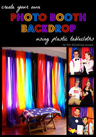 how to make a photo booth how to make a diy photo booth backdrop for 10 the thinking closet