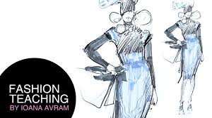 how to draw a fashion sketch step by step for beginners youtube