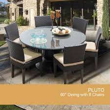 Overstock Patio Dining Sets by Commercial Outdoor Dining Sets Sears
