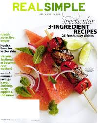 Real Simple Magazine by Oprah High Fashion Home Blog
