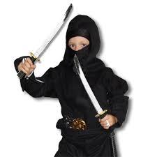 ninja kid costume ninja for kids ninja halloween uniform