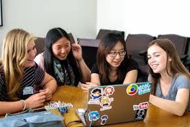 girl s girls teaching girls to code