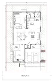 plan villa myans villas type a east facing villas