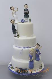 novelty wedding cake figurines pics photos funny wedding cakes