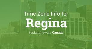 Canada Time Zone Map Daylight Saving Time Dates For Canada U2013 Saskatchewan U2013 Regina