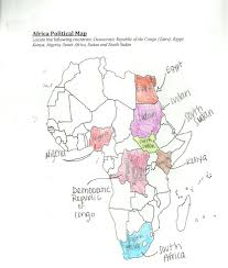 Physical Map Of South Africa by Blog Archives Mr Keener U0027s Classroom