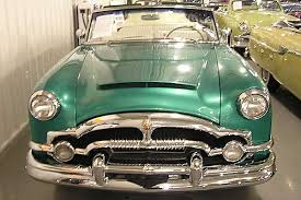 an account of 1950s cars