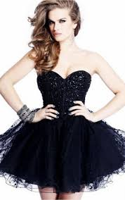 dresses online ireland u2013 buy cheap black ball gown short