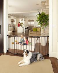 Large Pressure Mounted Baby Gate Top 5 Best Baby Gates Of 2017