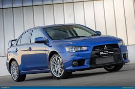 lancer mitsubishi 2008 ausmotive com mitsubishi u0027s lancer evolution facing extinction