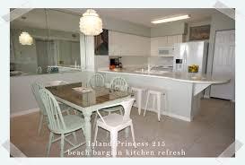 Princess Design Kitchens Beach Bargain Diy Budget Kitchen Refresh