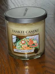 yankee candle christmas cookie 7 oz jar christmas cookies