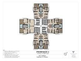 Floor Plans By Address by The Wadhwa The Address Ghatkopar West Lal Bahadur Shastri Marg