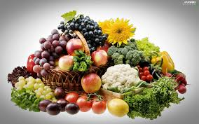 fruits flowers flowers fruits grapes plums apples vegetables flowers