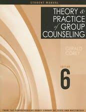 Corey Counselling Theory And Practice Corey Counselling Ebay