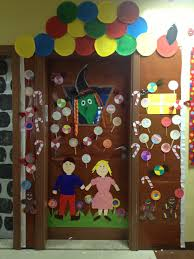 Nursery Rhymes Decorations by Hansel And Gretel Classroom Door Display Www Whatateacher Com