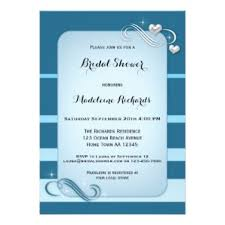 Nautical Bridal Shower Invitations Bridal Shower Party Invitations Art By Anne Vis
