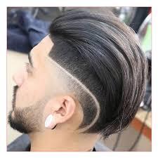 undercut back design men new model with shape up haircut styles hi lo fade design long