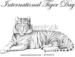 hunting tiger download free vector art stock graphics u0026 images