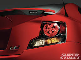 2006 Scion Tc Tail Lights 2014 Scion Tc Super Street Magazine