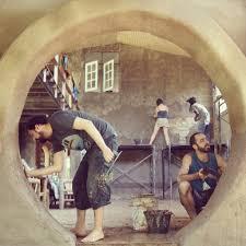 earthbag roundhouse workshop 16 jan u2013 1 feb 2016