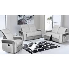 ensemble canapé 3 2 pas cher ensemble canape places